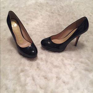 Joan & David Patent Leather High Heels sz 9.5
